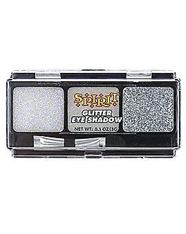 White Glitter Eye Shadow