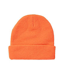 f2614704063 Orange Beanie Hat