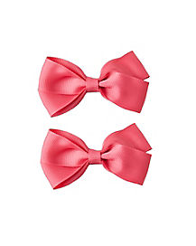 Pink Bows 2 Pack