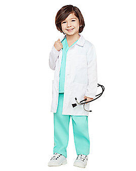 Toddler Junior Doctor Costume