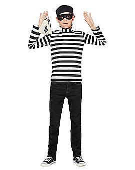 Kids Burglar Costume