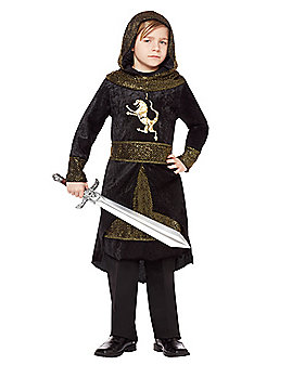 Kids Medieval Prince Costume