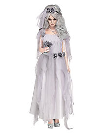 Adult Ghostly Bride Costume