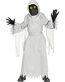 Kids Ghost Phantom Costume
