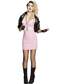 Adult 80s Rocker Diva Costume