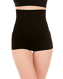 Adult Seamless Black Shapewear Shorts