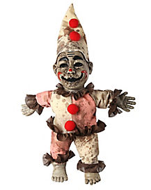 haunted clown doll - Spirit Halloween Decorations