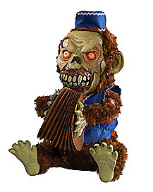 accordion monkey animatronic - Spirit Halloween Animatronics