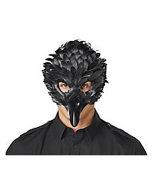 Black Crow Mask