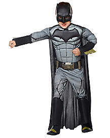 Kids Batman Costume Deluxe - Batman v. Superman: Dawn of Justice