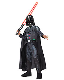 Kids Darth Vader Costume Deluxe - Star Wars