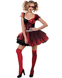 Adult Harlequin Hottie Costume