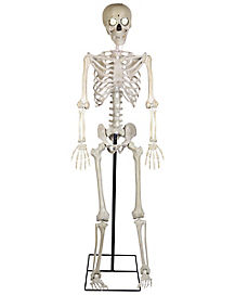 5 Ft Bony Tony with Mic  - Decorations