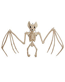 225 inch bat skeleton decorations - Skeleton Decorations