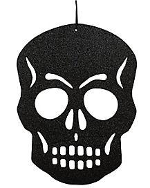 Black Skull Cutout