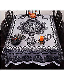 Trick or Treat Tablecloth - Decorations