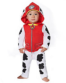 Infant Marshall One Piece Costume - PAW Patrol