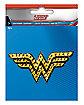Crystal Wonder Woman Decal - DC Comics