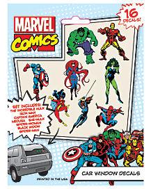 Marvel Decal 16 Pack - Marvel