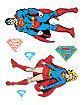 DC Comics Decals 18 Pack - DC Comics