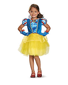 Toddler Snow White Ballerina Costume - Snow White and the Seven Dwarfs