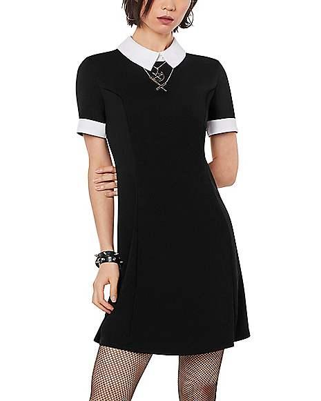 4e786704382 Peter Pan Collar Dress - Spirithalloween.com