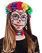 Flower Day of the Dead Headband