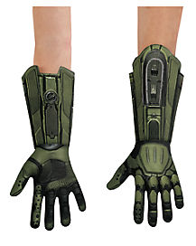 Master Chief Gloves - Halo