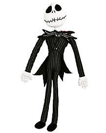 Jack Skellington Plush Doll - The Nightmare Before Christmas