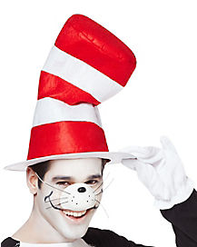 Cat In The Hat Nose - Dr. Suess