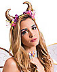 Adult Fairy Horn Headband