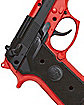 Black and Red Toy Gun