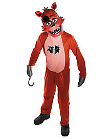 Kids Foxy Costume – Five Nights at Freddy's