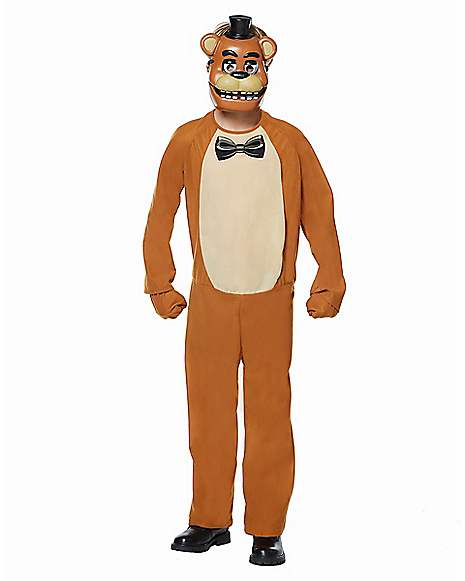 Kids Freddy Costume - Five Nights at Freddyu0027s  sc 1 st  Spirit Halloween : kids freddy costume  - Germanpascual.Com