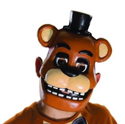 Fnaf chica in panties and socks Kids Freddy Fazbear Mask Five Nights At Freddy S Spirithalloween Com