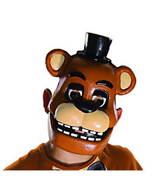 Kids Freddy Fazbear Mask - Five Nights at Freddy's