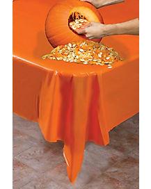 Pumpkin Carving Tablecover