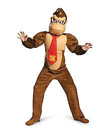 Kids Donkey Kong Costume - Donkey Kong