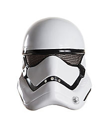 Storm Troopers Mask - Star Wars The Force Awakens