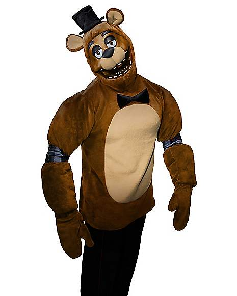 adult freddy fazbear costume five nights at freddys