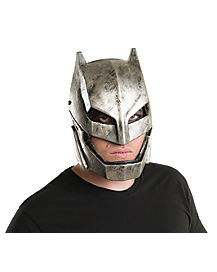 Batman Armored Half Mask - DC Comics