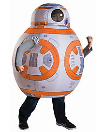 Kids BB8 Inflatable Costume Deluxe – Star Wars The Force Awakens