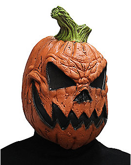 Jack'o Lantern Jr. Full Mask