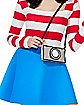 Adult Wenda Dress - Where's Waldo
