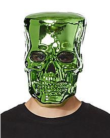 Metallic Lab Monster Mask