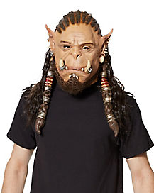 Durotan Mask Deluxe - World of Warcraft