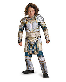 Kids King Lane Costume – World of Warcraft