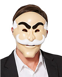 Adult Mr. Robot Mask – Mr. Robot
