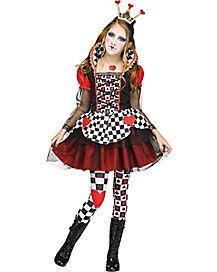 Kids Queen of Hearts Costume