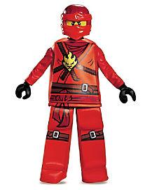 Kids Kai Costume - LEGO Ninjago
